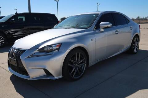 2015 Lexus IS 250 for sale at Lipscomb Auto Center in Bowie TX