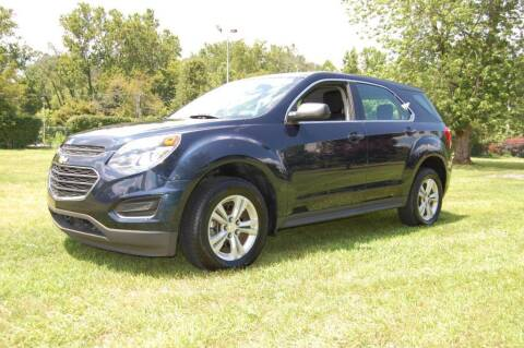 2016 Chevrolet Equinox for sale at New Hope Auto Sales in New Hope PA