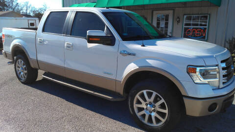 2013 Ford F-150 for sale at Haigler Motors Inc in Tyler TX