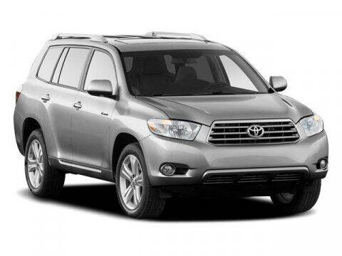 2009 Toyota Highlander for sale at WOODLAKE MOTORS in Conroe TX