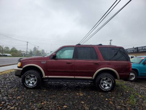 1998 Ford Expedition for sale at Ron's Auto Sales in Hillsboro OR