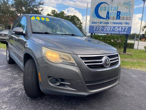 2010 Volkswagen Tiguan for sale at Coastal Auto Ranch, Inc. in Port Saint Lucie FL