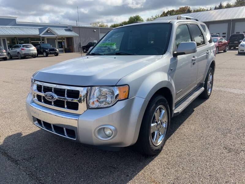 2008 Ford Escape for sale at Blake Hollenbeck Auto Sales in Greenville MI
