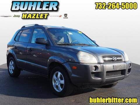 2007 Hyundai Tucson for sale at Buhler and Bitter Chrysler Jeep in Hazlet NJ