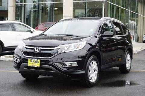 2015 Honda CR-V for sale at Jeremy Sells Hyundai in Edmonds WA
