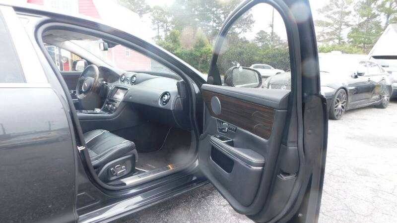 2012 Jaguar XJL Portfolio 4dr Sedan - Jonesboro GA