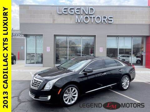 2013 Cadillac XTS for sale at Legend Motors of Waterford in Waterford MI