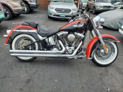 2010 Harley-Davidson FLSTN for sale at Kar Connection in Little Ferry NJ