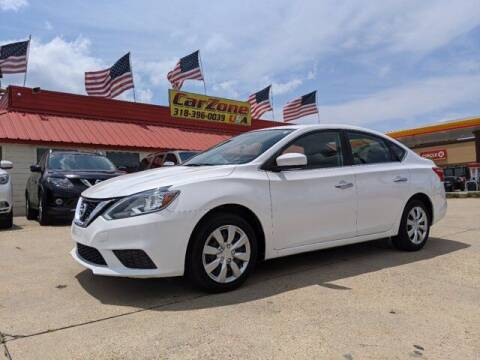2016 Nissan Sentra for sale at CarZoneUSA in West Monroe LA
