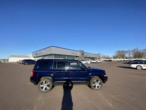 2017 Jeep Patriot for sale at Schulte Subaru in Sioux Falls SD