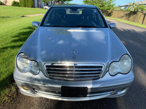 2007 Mercedes-Benz C-Class for sale at Luxury Cars Xchange in Lockport IL