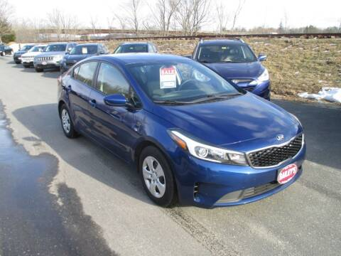 2018 Kia Forte for sale at Percy Bailey Auto Sales Inc in Gardiner ME