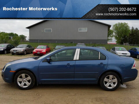 2009 Ford Fusion for sale at Rochester Motorworks in Rochester MN