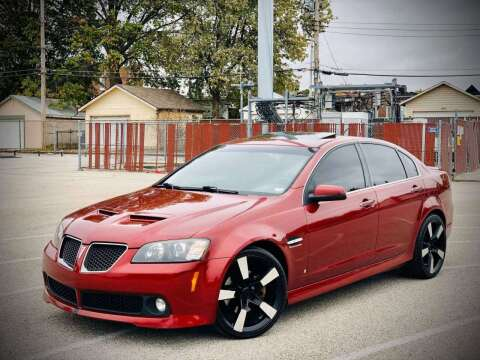 2009 Pontiac G8 for sale at ARCH AUTO SALES in St. Louis MO
