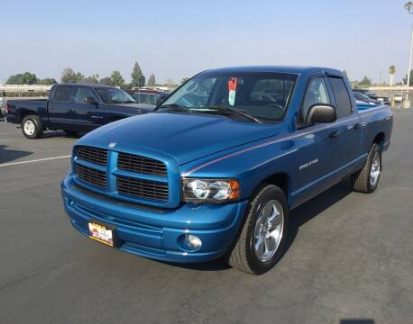 2003 Dodge Ram Pickup 1500 for sale at My Three Sons Auto Sales in Sacramento CA