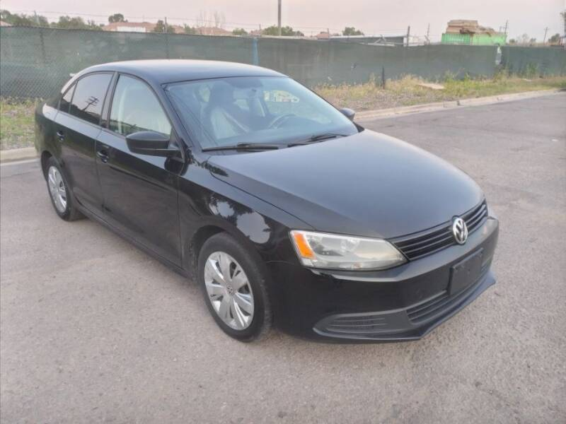 2011 Volkswagen Jetta for sale at Red Rock's Autos in Denver CO