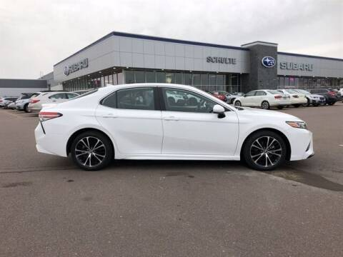 2019 Toyota Camry for sale at Schulte Subaru in Sioux Falls SD