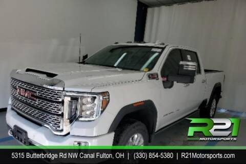 2021 GMC Sierra 3500HD for sale at Route 21 Auto Sales in Canal Fulton OH