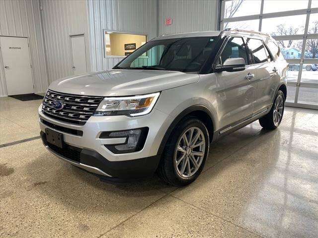 2017 Ford Explorer for sale at PRINCE MOTORS in Hudsonville MI