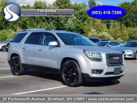 2016 GMC Acadia for sale at The Annex in Stratham NH