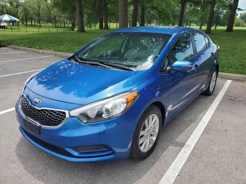 2014 Kia Forte for sale at RENNSPORT Kansas City in Kansas City MO