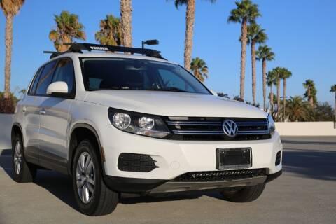 2016 Volkswagen Tiguan for sale at Car Hero LLC in Santa Clara CA