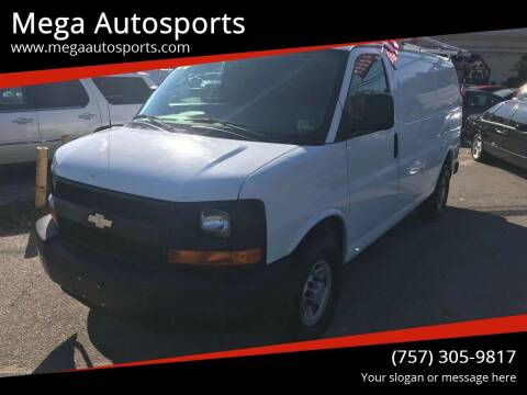 2008 Chevrolet Express Cargo for sale at Mega Autosports in Chesapeake VA