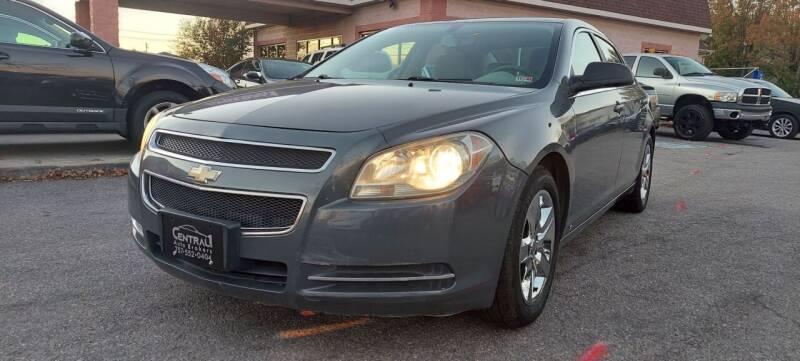 2009 Chevrolet Malibu for sale at Central 1 Auto Brokers in Virginia Beach VA