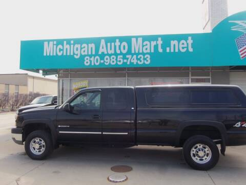 2005 Chevrolet Silverado 2500HD for sale at Michigan Auto Mart in Port Huron MI