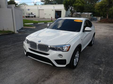 2015 BMW X4 for sale at Best Price Car Dealer in Hallandale Beach FL