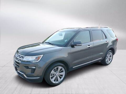 2018 Ford Explorer for sale at Fitzgerald Cadillac & Chevrolet in Frederick MD