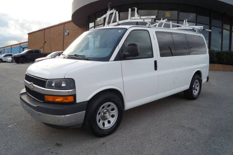 2014 Chevrolet Express Passenger for sale at Next Ride Motors in Nashville TN
