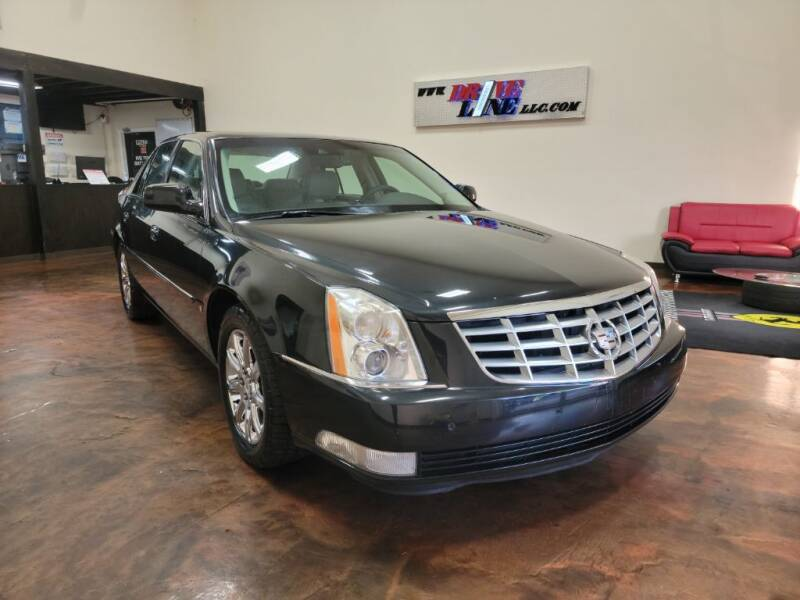 2008 Cadillac DTS for sale at Driveline LLC in Jacksonville FL