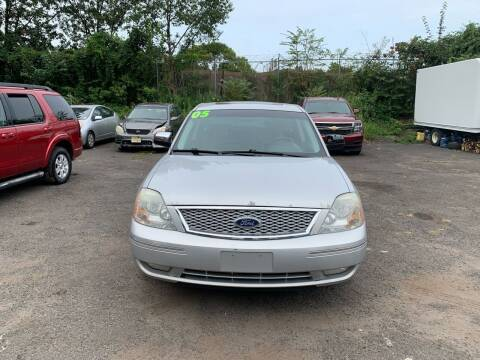 2005 Ford Five Hundred for sale at 77 Auto Mall in Newark NJ