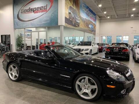 2011 Mercedes-Benz SL-Class for sale at Godspeed Motors in Charlotte NC