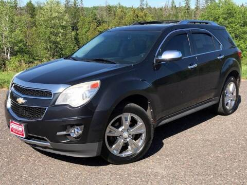 2012 Chevrolet Equinox for sale at STATELINE CHEVROLET BUICK GMC in Iron River MI