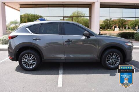 2017 Mazda CX-5 for sale at GOLDIES MOTORS in Phoenix AZ