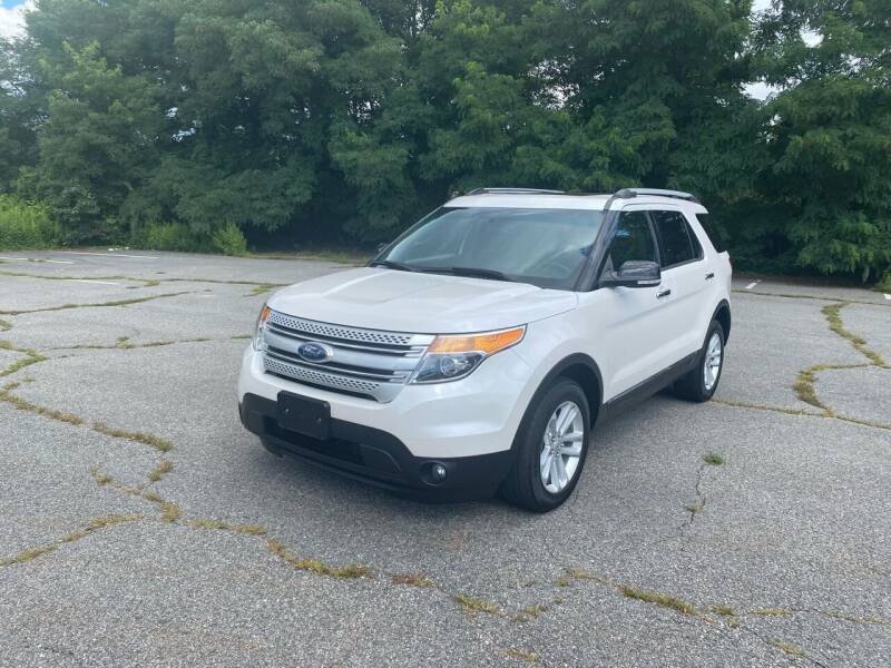 2015 Ford Explorer for sale at Westford Auto Sales in Westford MA