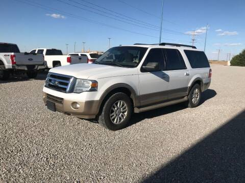 2014 Ford Expedition EL for sale at B&R Auto Sales in Sublette KS