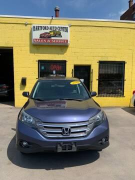 2014 Honda CR-V for sale at Hartford Auto Center in Hartford CT