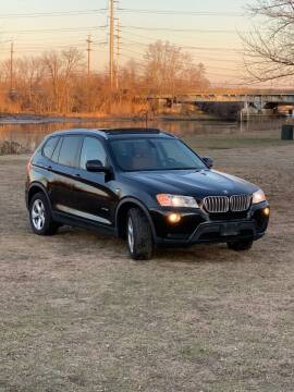 2011 BMW X3 for sale at Ace's Auto Sales in Westville NJ