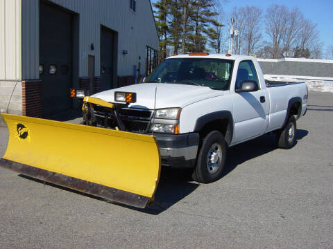 2006 Chevrolet Silverado 2500HD for sale at North South Motorcars in Seabrook NH