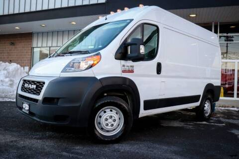 2020 RAM ProMaster Cargo for sale at Quality Auto Center in Springfield NJ