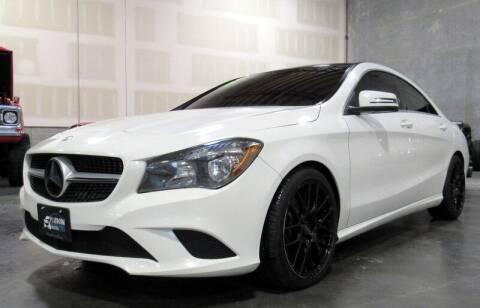 2014 Mercedes-Benz CLA for sale at Platinum Motors in Portland OR