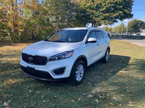 2017 Kia Sorento for sale at CItywide Auto Credit in Oregon OH
