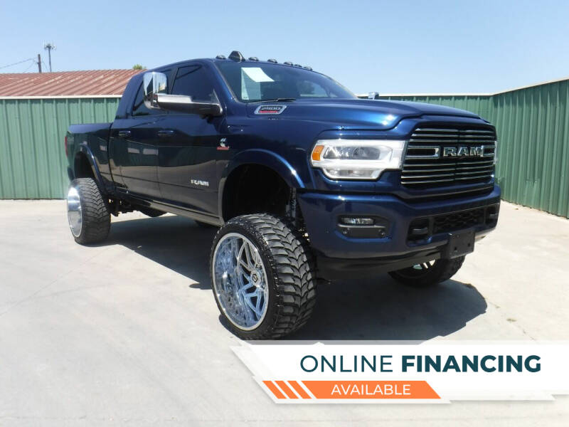 2019 RAM Ram Pickup 2500 for sale at Triple C Auto Sales in Gainesville TX
