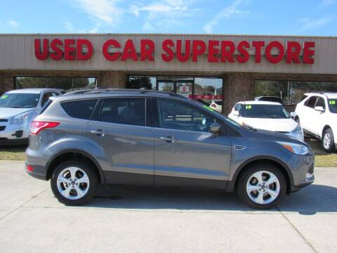 2013 Ford Escape for sale at Checkered Flag Auto Sales NORTH in Lakeland FL