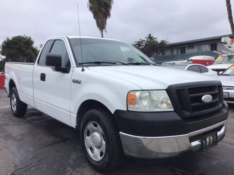 2008 Ford F-150 for sale at CARCO SALES & FINANCE #2 in Chula Vista CA