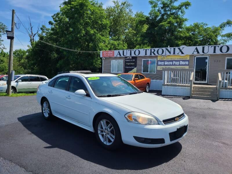 2011 Chevrolet Impala for sale at Auto Tronix in Lexington KY