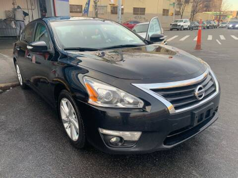 2013 Nissan Altima for sale at Gallery Auto Sales in Bronx NY